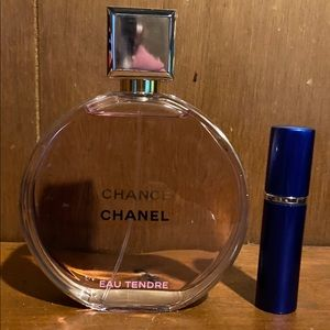 Chanel NEW Eau Tendre